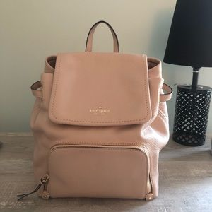 Kate Spade Backpack- used once!
